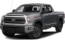 Colors, options and prices for the 2015 Toyota Tundra