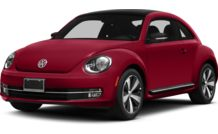 Colors, options and prices for the 2014 Volkswagen Beetle