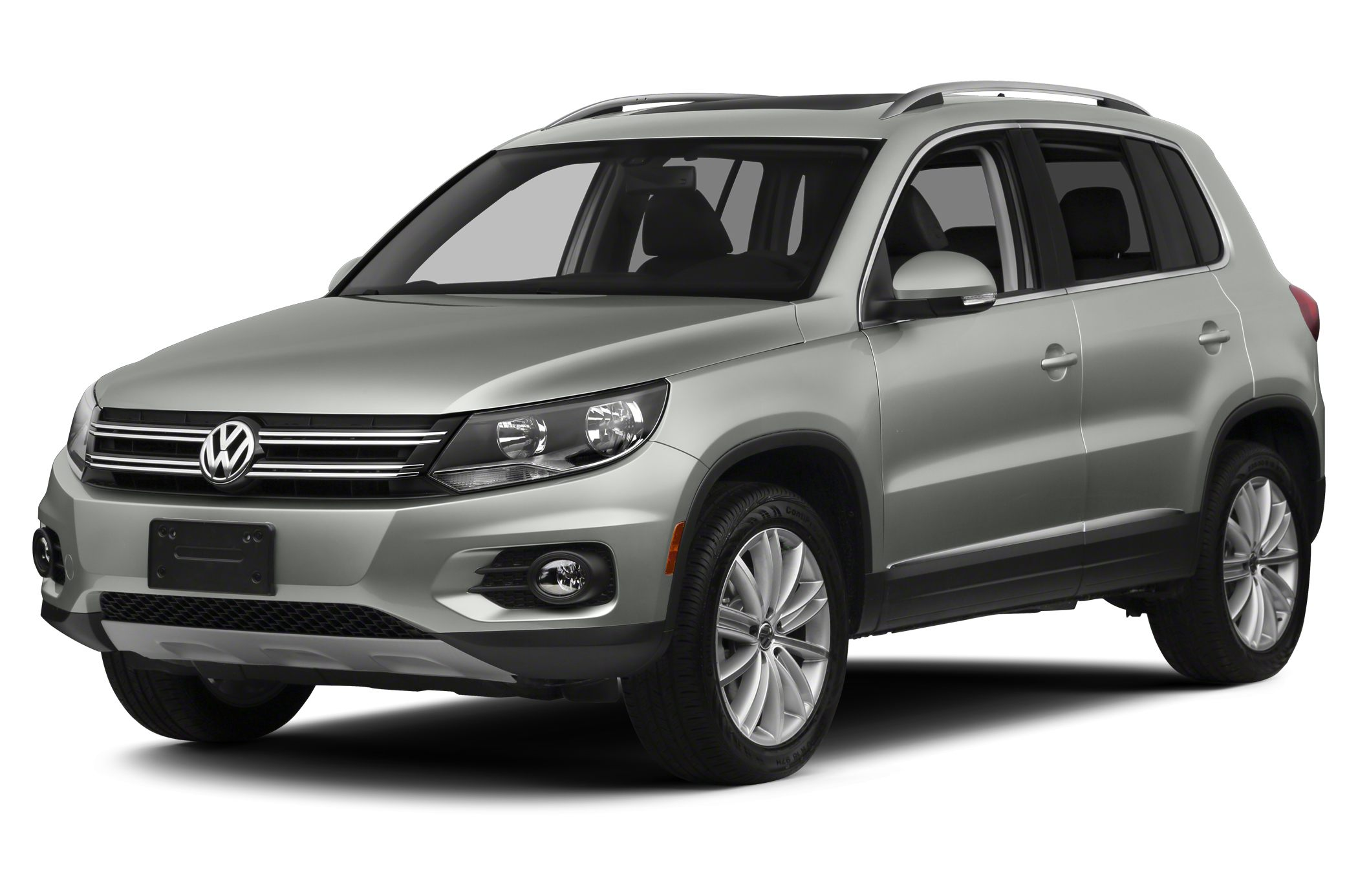 2014 Volkswagen Tiguan S SUV for sale in Tallahassee for $25,912 with 279 miles.