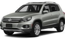 Colors, options and prices for the 2014 Volkswagen Tiguan