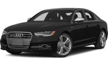 Colors, options and prices for the 2015 Audi S6