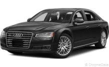 Colors, options and prices for the 2016 Audi A8