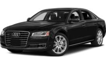 Colors, options and prices for the 2015 Audi A8