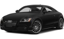 Colors, options and prices for the 2014 Audi TTS