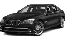 Colors, options and prices for the 2017 BMW ALPINA B7