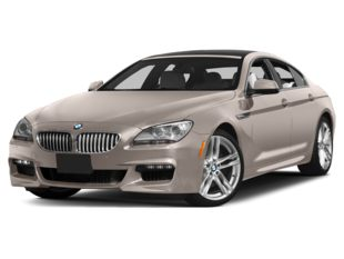 2015 BMW 640 Gran Coupe
