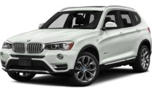 Colors, options and prices for the 2016 BMW X3