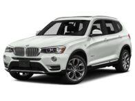 Brief summary of 2015 BMW X3 vehicle information