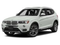 Brief summary of 2015 BMW X3 vehicle information