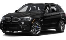 Colors, options and prices for the 2016 BMW X5 M