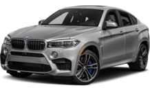 Colors, options and prices for the 2016 BMW X6 M