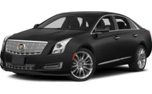 Colors, options and prices for the 2015 Cadillac XTS