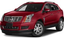 Colors, options and prices for the 2015 Cadillac SRX