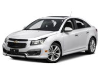 Brief summary of 2016 Chevrolet Cruze Limited vehicle information