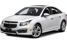 Colors, options and prices for the 2015 Chevrolet Cruze