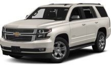 Colors, options and prices for the 2015 Chevrolet Tahoe