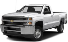 Colors, options and prices for the 2015 Chevrolet Silverado 2500HD