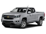 Brief summary of 2015 Chevrolet Colorado vehicle information