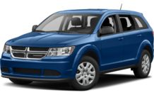 Colors, options and prices for the 2015 Dodge Journey