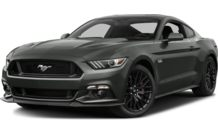 Colors, options and prices for the 2016 Ford Mustang