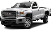 Colors, options and prices for the 2016 GMC Sierra 2500HD