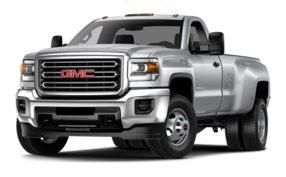 2016 GMC Sierra 3500