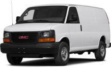 Colors, options and prices for the 2015 GMC Savana 2500