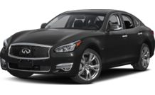 Colors, options and prices for the 2016 Infiniti Q70