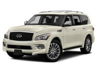 Brief summary of 2018 INFINITI QX80 vehicle information