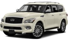 Colors, options and prices for the 2016 Infiniti QX80