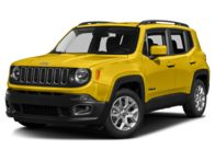 Brief summary of 2015 Jeep Renegade vehicle information