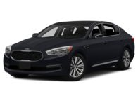 Brief summary of 2015 Kia K900 vehicle information