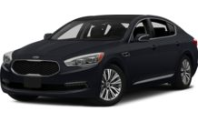 Colors, options and prices for the 2015 Kia K900