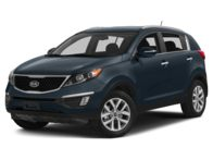 Brief summary of 2015 Kia Sportage vehicle information