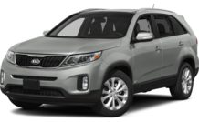 Colors, options and prices for the 2015 Kia Sorento