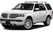 Colors, options and prices for the 2015 Lincoln Navigator
