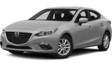 Colors, options and prices for the 2015 Mazda Mazda3
