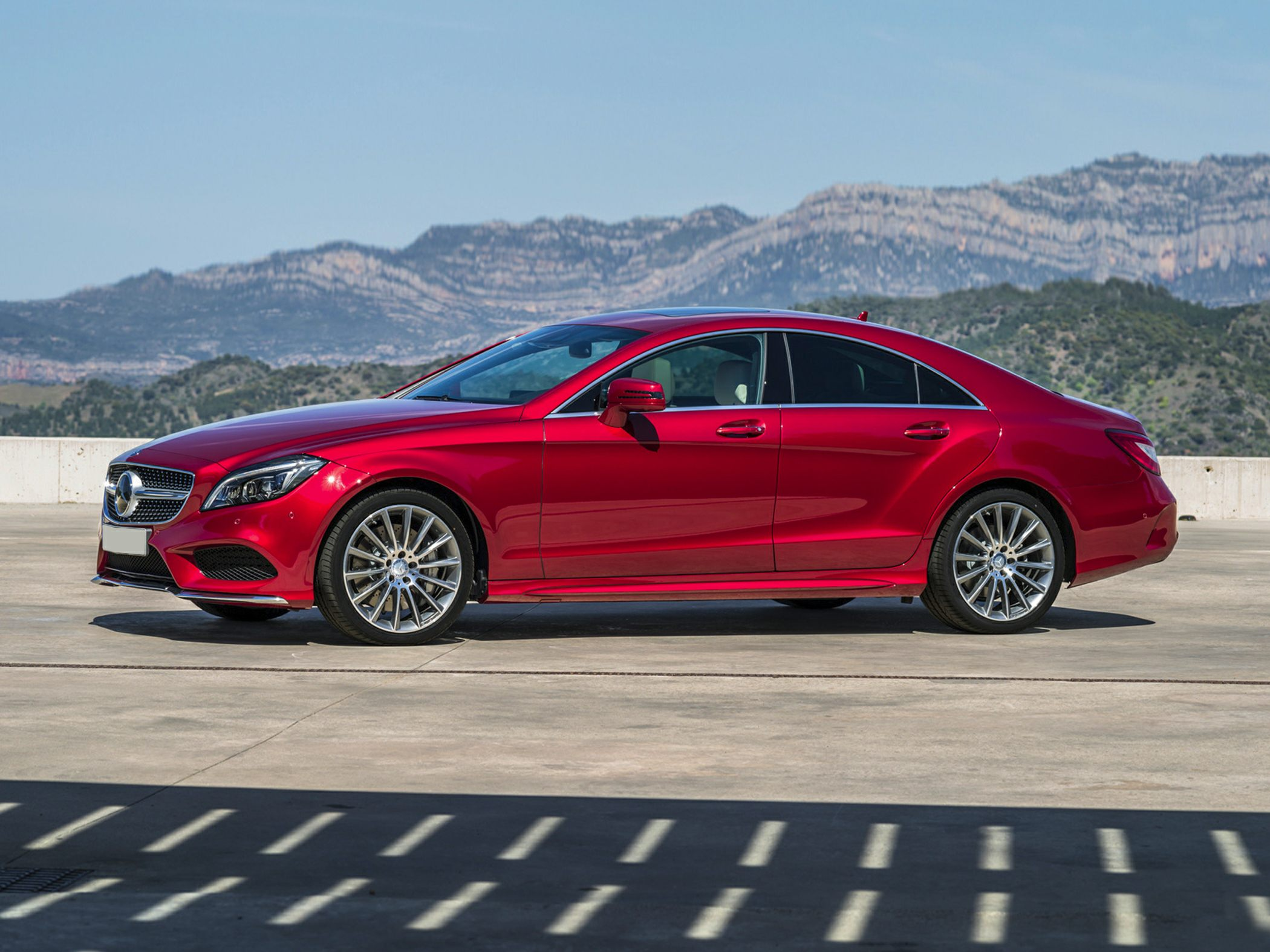 2017 Mercedes-Benz CLS 550 Reviews, Specs and Prices | Cars.com