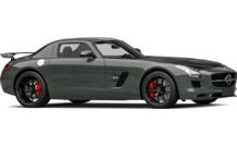 Colors, options and prices for the 2015 Mercedes-Benz SLS AMG