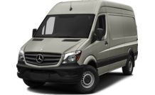 Colors, options and prices for the 2015 Mercedes-Benz Sprinter