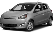 Colors, options and prices for the 2015 Mitsubishi Mirage