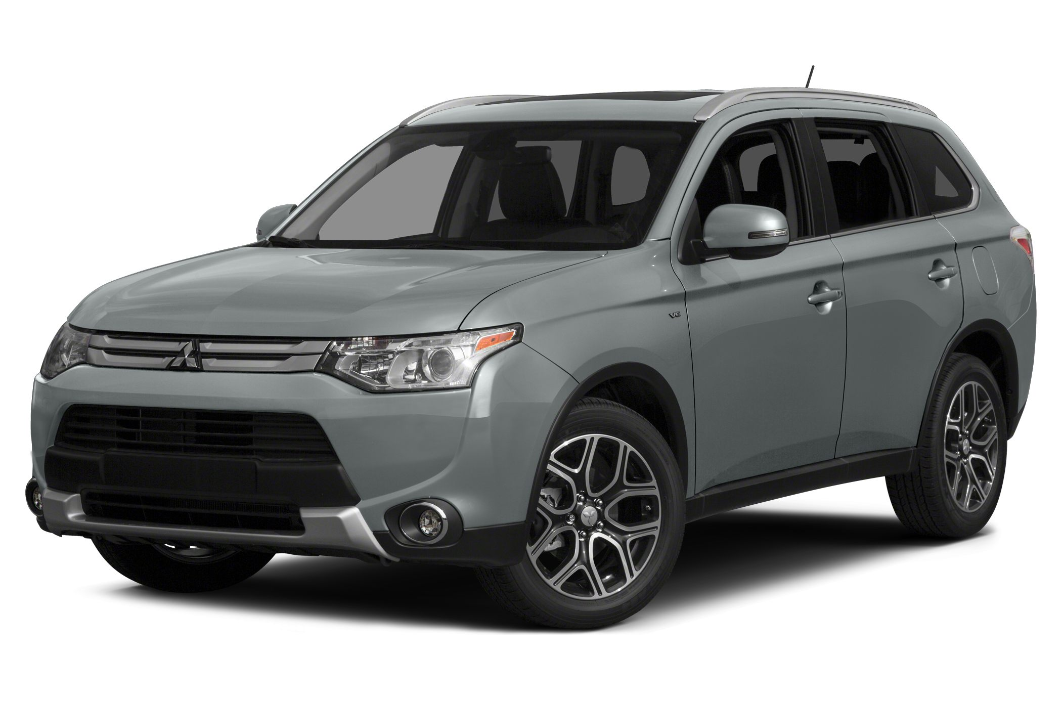 2015 Mitsubishi Outlander SE SUV for sale in Middleburg Heights for $25,157 with 12 miles