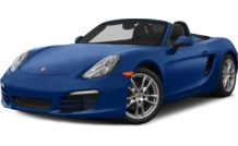Colors, options and prices for the 2015 Porsche Boxster