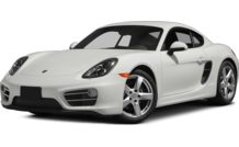 Colors, options and prices for the 2015 Porsche Cayman