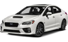 Colors, options and prices for the 2015 Subaru WRX