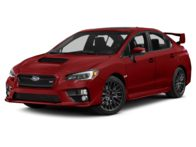 Brief summary of 2015 Subaru WRX STI vehicle information