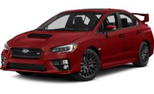 Colors, options and prices for the 2015 Subaru WRX STI