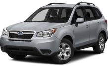 Colors, options and prices for the 2015 Subaru Forester