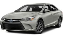 Colors, options and prices for the 2015 Toyota Camry Hybrid