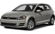 Colors, options and prices for the 2015 Volkswagen Golf